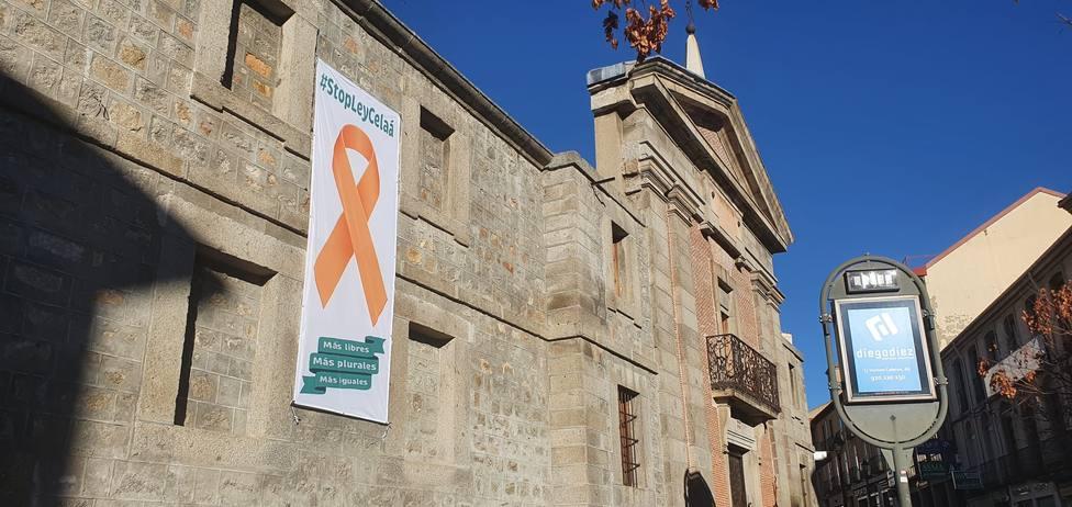 Colegio Diocesano, Ávila