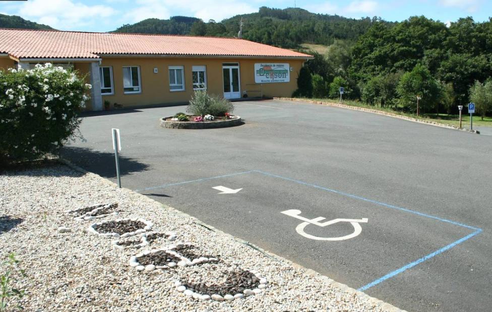 Foto de archivo de la Residencia O Casón de Moeche - FOTO: Residencia O Casón