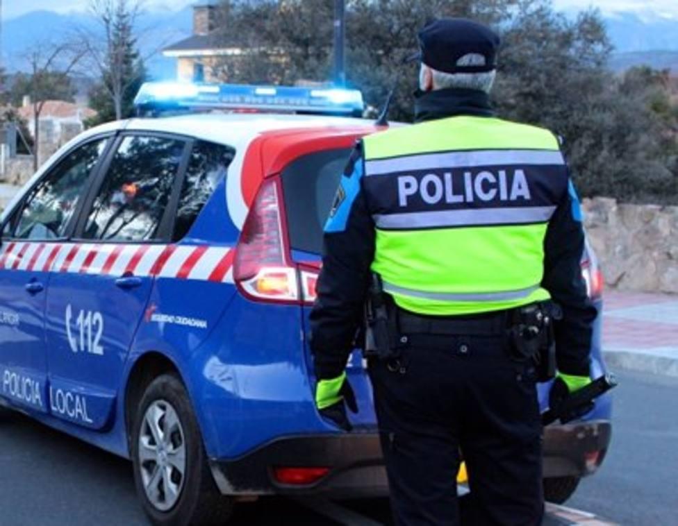 Archivo - POLICIA LOCAL