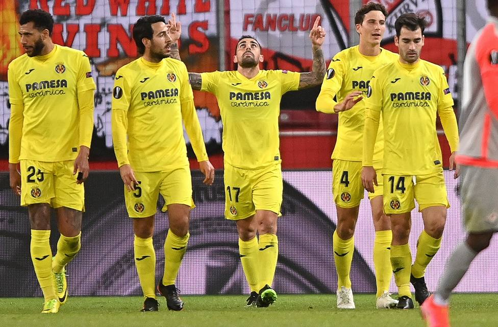 FC Salzburg vs Villarreal CF