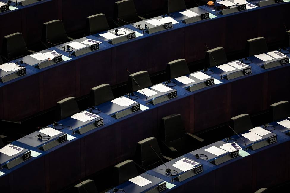 Sede del Parlamento Europeo en Estrasburgo - Philipp von Ditfurth/dpa - Archivo