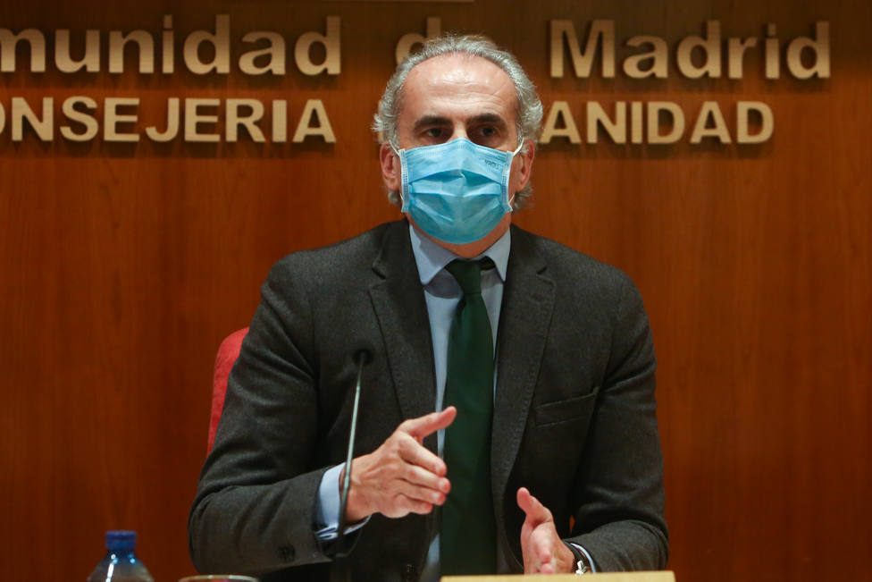 Enrique Ruiz Escudero opina que el recurso del cierre perimetral es una batalla que hay que dar