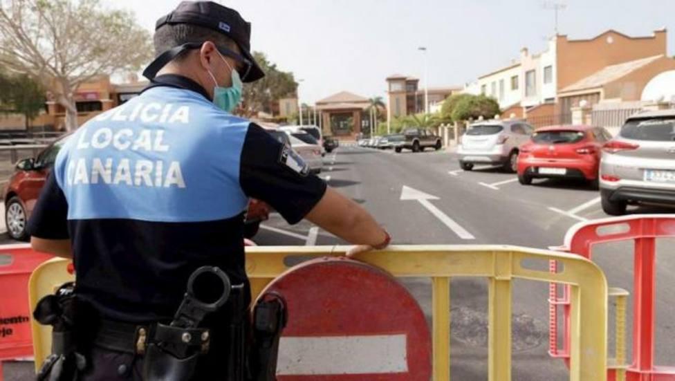 Los sindicatos canarios recuerdan que los vigilantes de seguridad no pueden sustituir a la Policía Loca.l
