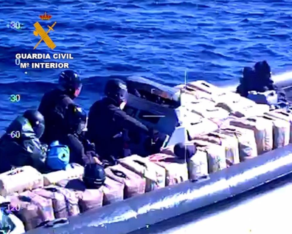 100 detenidos tras desmantelarse una red que distribuía gran cantidad de hachís y marihuana por Europa