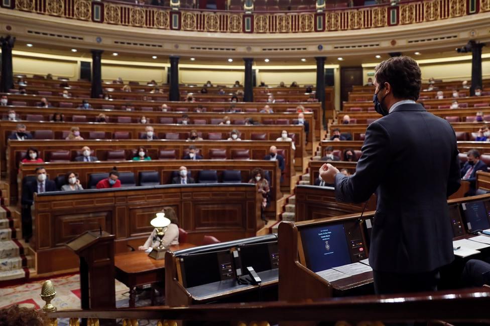 El Congreso gasta 2,83 millones de euros en viajes, un 56 % menos que antes de la pandemia