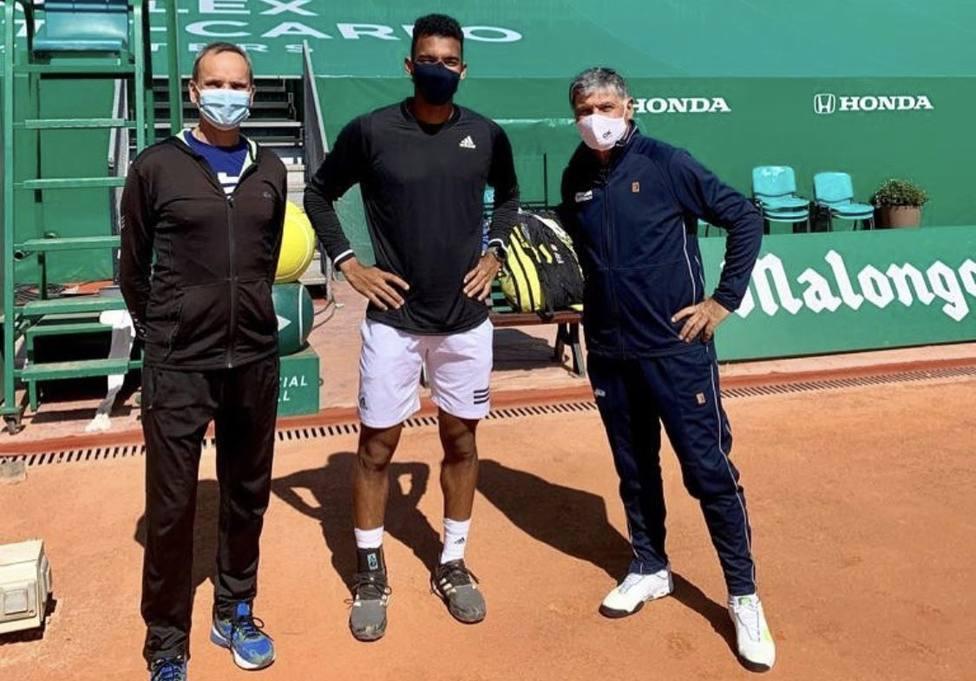 Toni Nadal regresa al circuito ATP como entrenador del canadiense Felix Auger-Aliassime