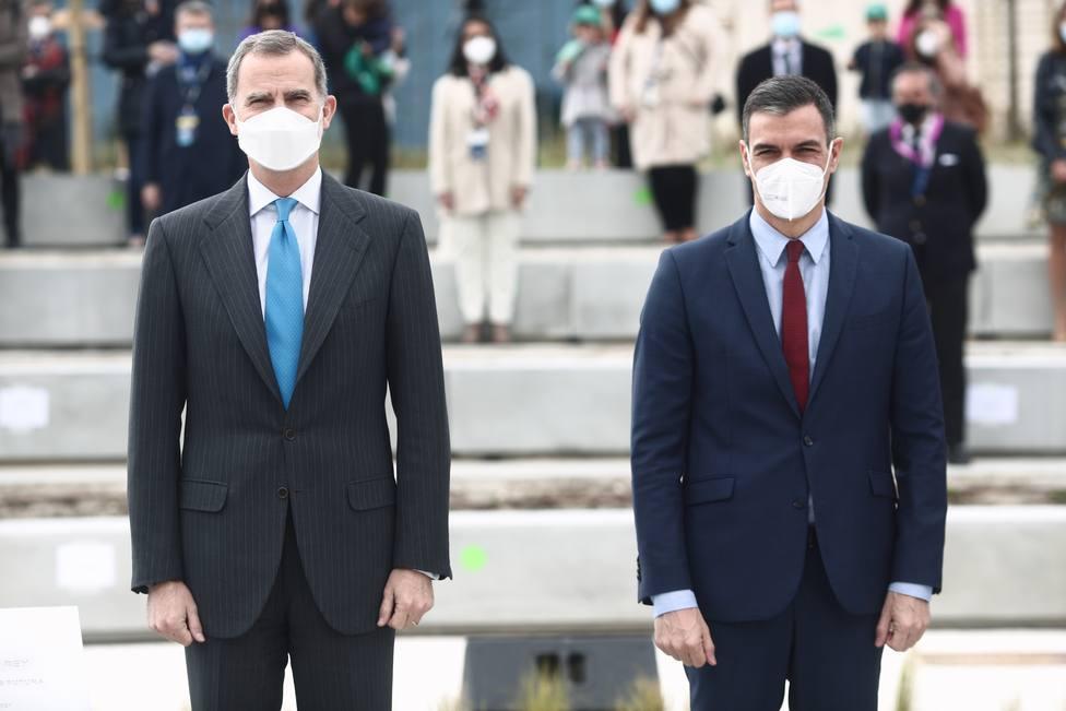 El Rey y Sánchez viajan este martes a Andorra para la XXVII Cumbre Iberoamericana