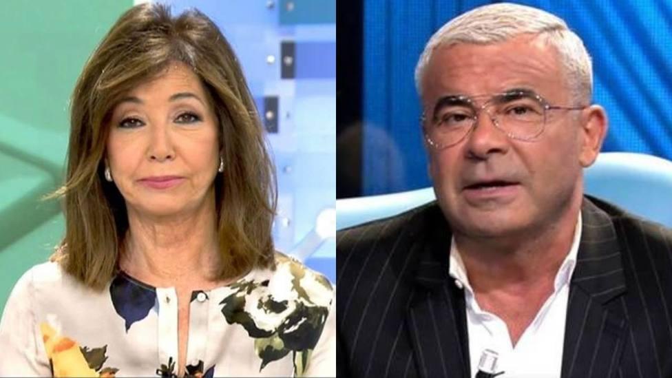 Jorge Javier se cansa de las críticas de una compañera de Ana Rosa a Rocío Carrasco: Calladita estás más...