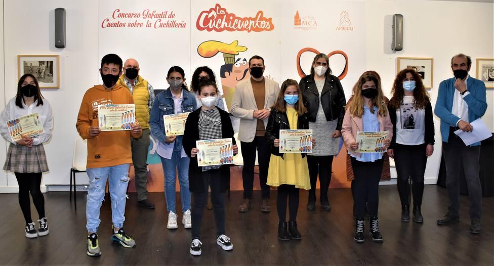"""El VIII Concurso Infantil de Cuentos sobre la Cuchillería """"Cuchicuentos"""" ya tiene ganadores"""