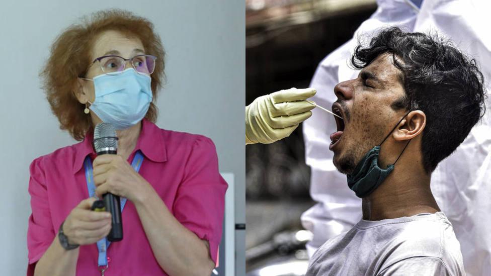 El motivo por el que la India preocupa a Margarita del Val: no solo es por los datos