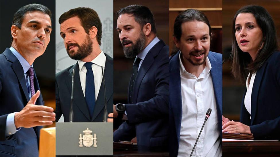Vota | ¿Qué líder de la política nacional crees que saldrá más fortalecido tras las elecciones de Madrid?