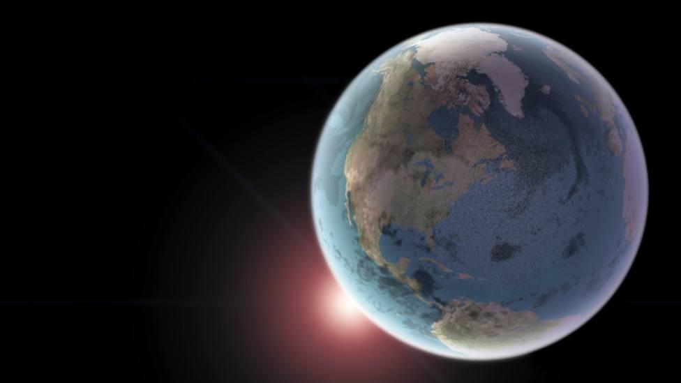 Galicia y Asturias esperan su eclipse parcial de sol