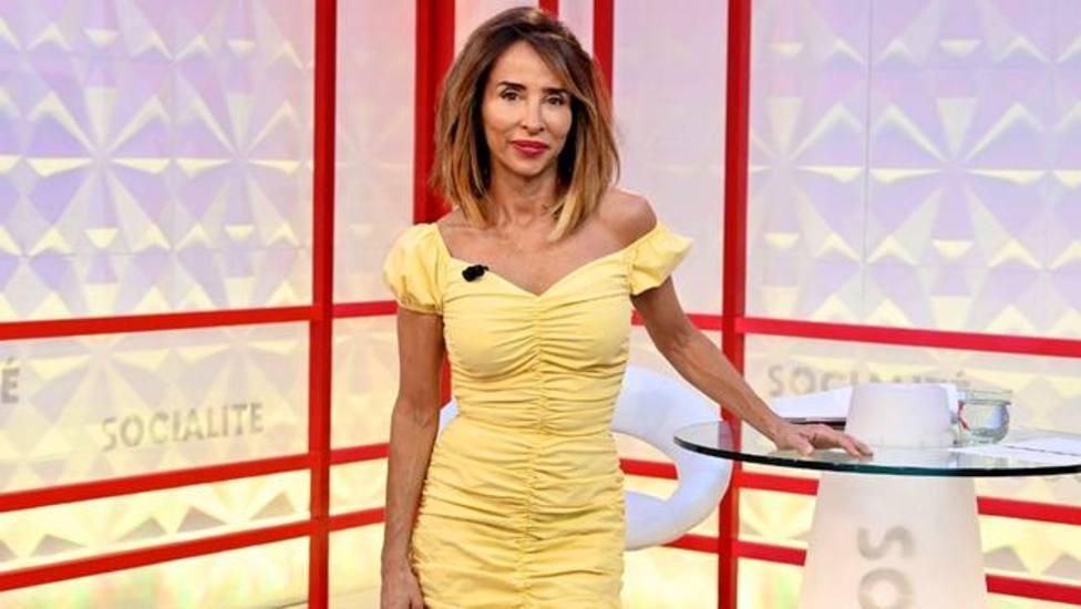 Maria Patiño amenaza con dejar Socialité por el apodo que le han puesto sus compañeros: Me voy a cabrear