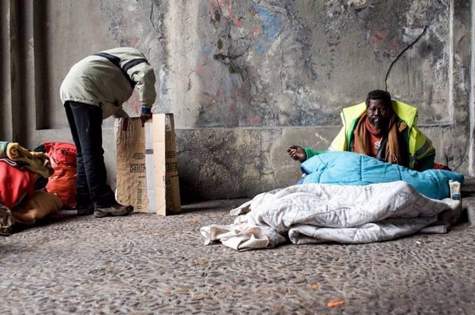 El 29,7% de los murcianos está en riesgo de pobreza y un 31% no puede afrontar gastos imprevistos