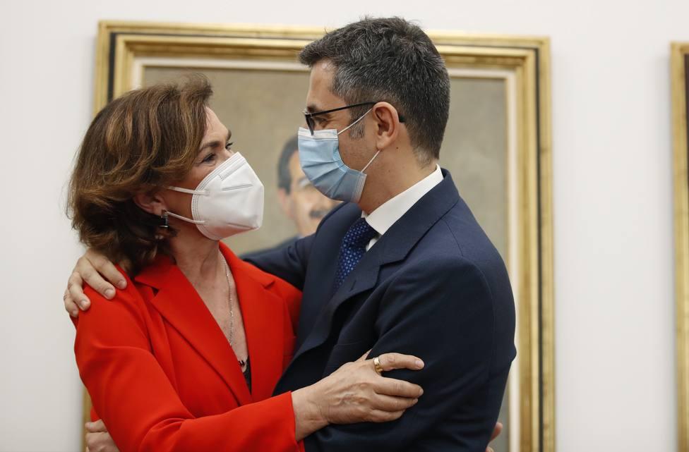 El Gobierno culmina la Ley de Memoria Democrática que ya inició Carmen Calvo con la negativa de los jueces
