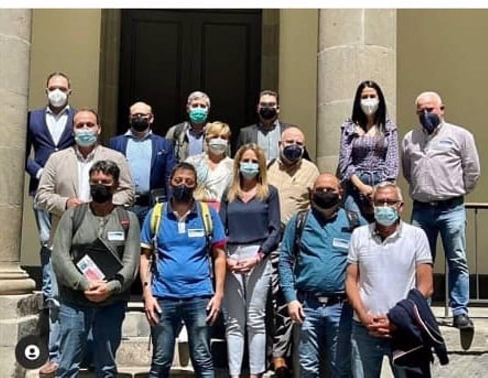 El comité de empresa de JSP-Celgán pide una reunión al Gobierno canario
