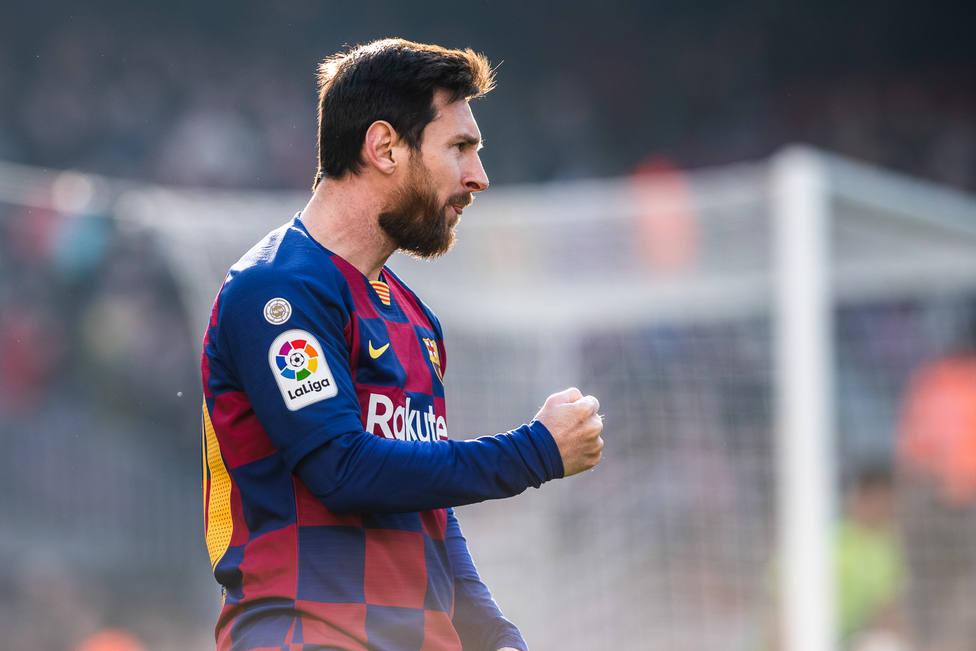 Soccer: La Liga - FC Barcelona v SD Eibar