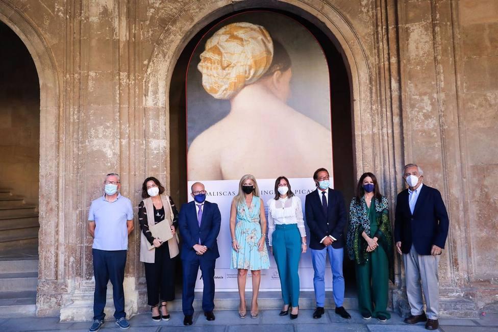 Granada.- La Alhambra duplica las cifras del verano de 2020 y alcanza los 383.448 visitantes