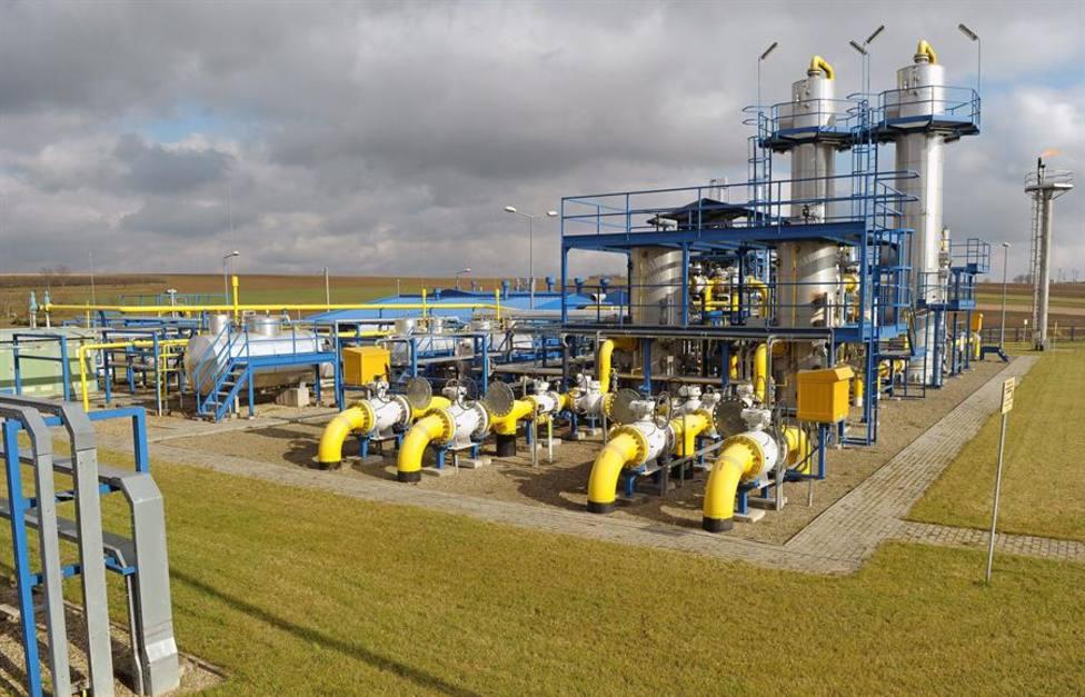 Gaseoducto de Gas Transmission Operator Gaz-System SA en Mackowice (Polonia). Archivo EFE
