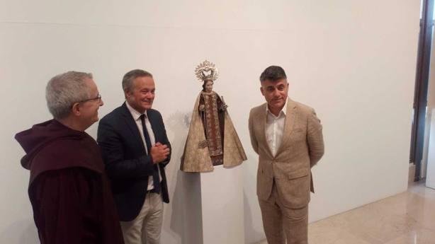 Caravaca acogera la exposición  Misticos a partir del 28 de septiembre