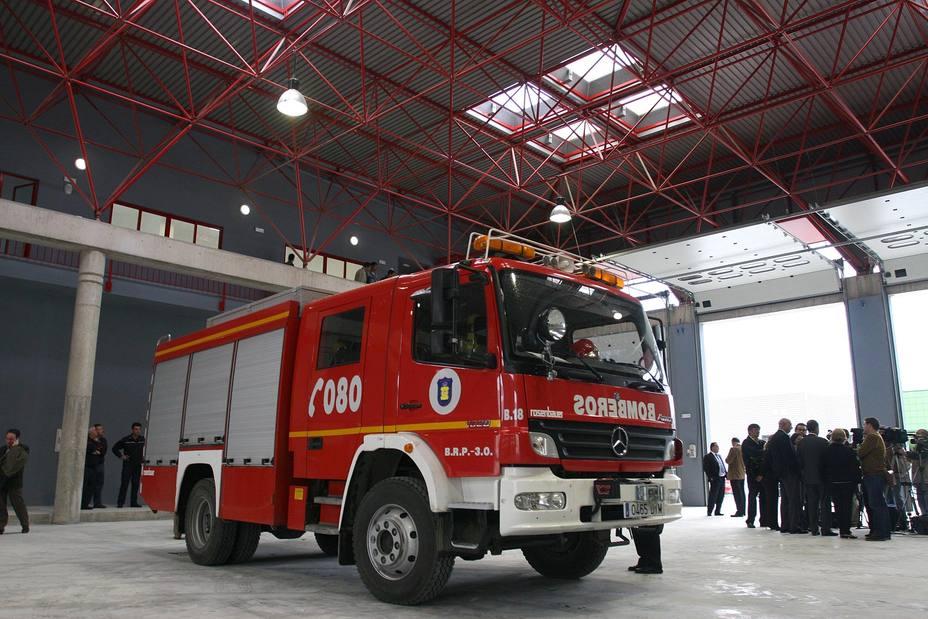 Fallecen un adulto y un menor de edad en el incendio de una vivienda en Arriate (Málaga)