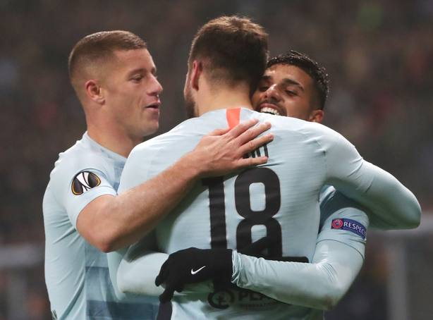 FC BATE Borisov vs Chelsea FC