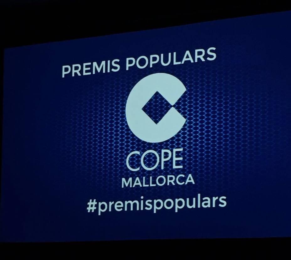 Premis Populars: Huguet, Fundació Trobada, María Perelló, La Granja y Joan Carles Bestard.