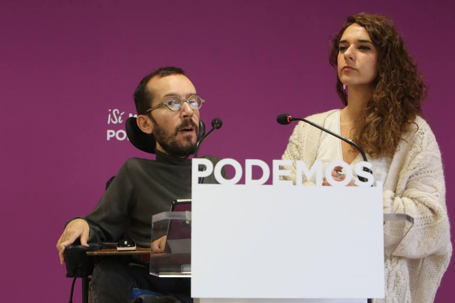 Podemos cree que Sánchez se inclina por convocar en marzo las elecciones generales
