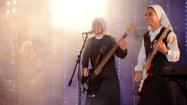 Siervas, las monjas rockeras que harán bailar a los peregrinos en la JMJ