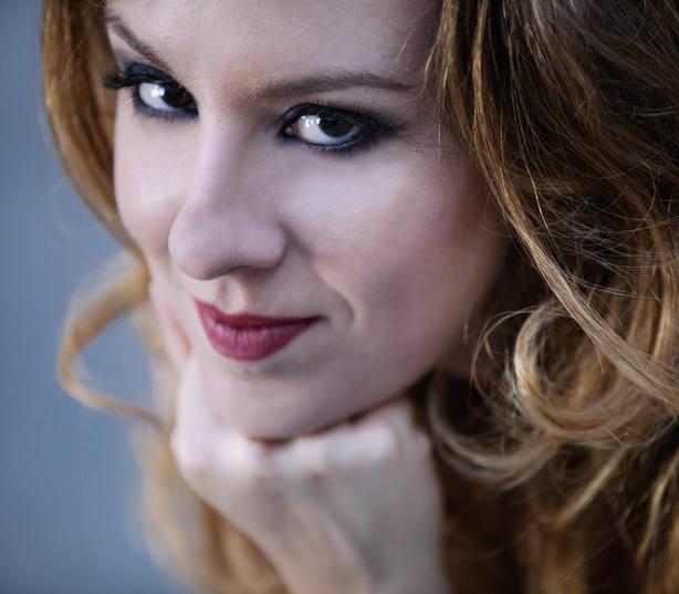 Acompañará a la Filarmónica la malagueña Berna Perles