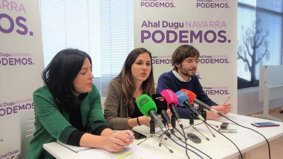 Belarra (Podemos) confía en que las fuerzas políticas de la moción de censura apoyen los Presupuestos