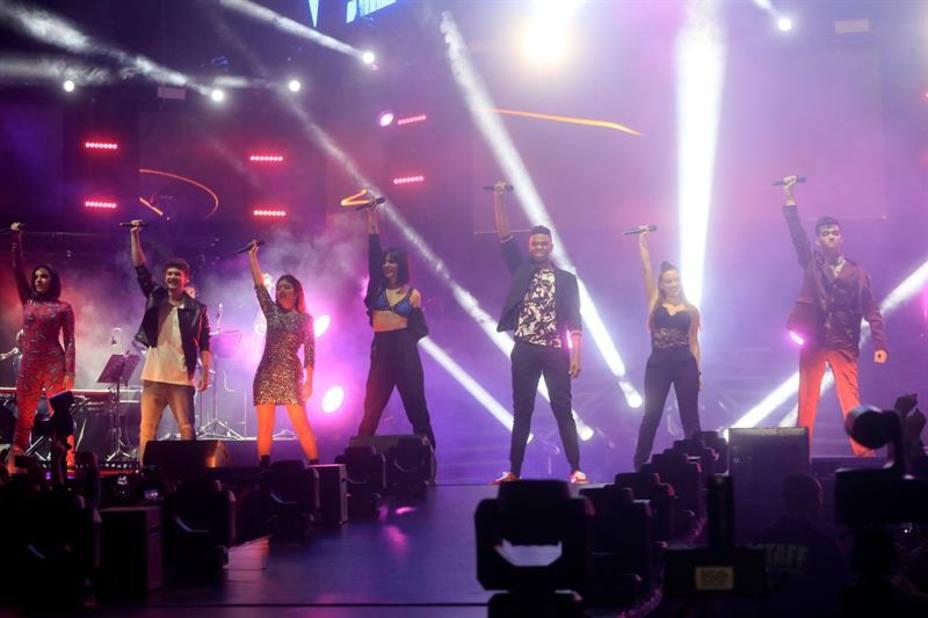 El espectacular concierto de los chicos de OT 2018 en su inicio de gira
