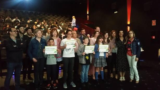 Entrega de premios edición 2018