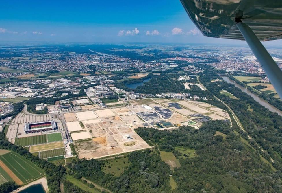 Audi construirá un parque tecnológico de 75 hectáreas en Ingolstadt donde había una antigua refinería