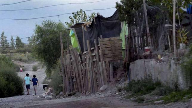 Pueblos gauchos en Argentina