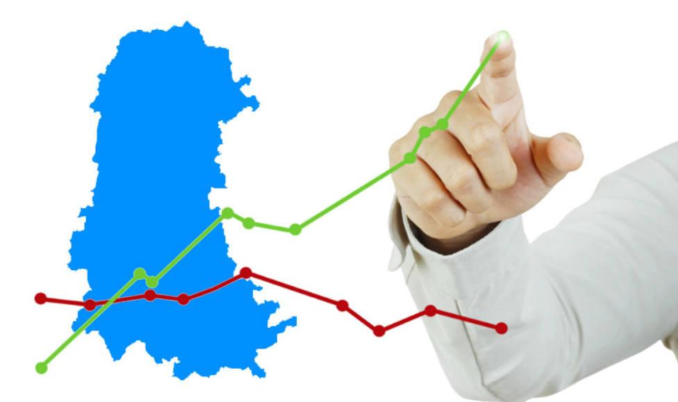 Datos de paro en Palencia