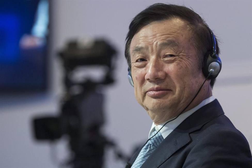 El fundador de Huawei, Ren Zhengfei