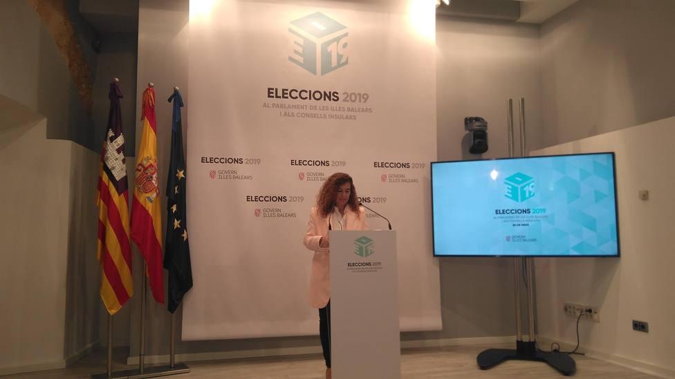 La participación en Baleares sube en las europeas y baja en autonómicas y municipales