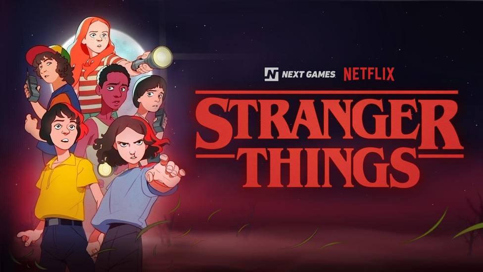 El primer juego para móviles de Stranger Things basado en la localización llegará en 2020