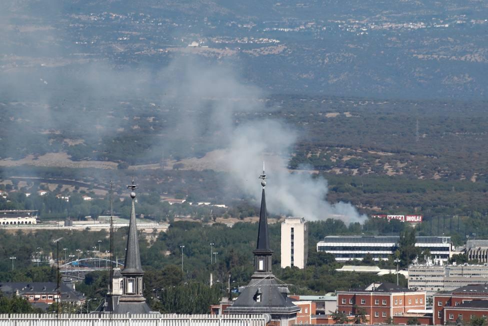 El 97% de los españoles respira aire contaminado