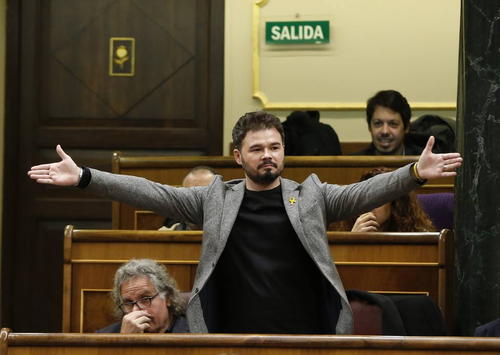 Gabriel Rufián entrevistará a un periodista de COPE