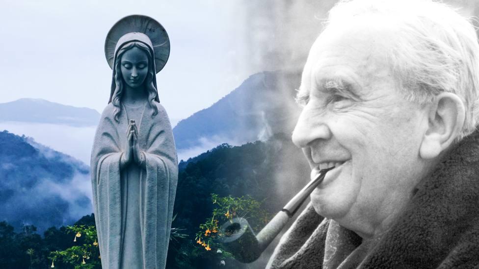El bello poema a la Virgen María de J.R.R. Tolkien, creador de El Señor de los Anillos