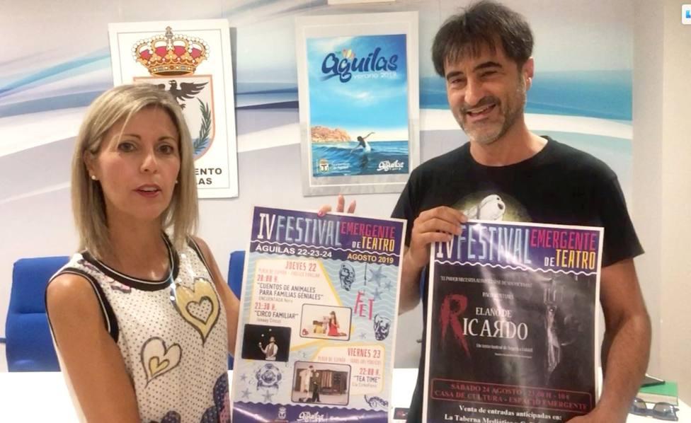 El próximo jueves arranca el IV Festival Emergente de Teatro
