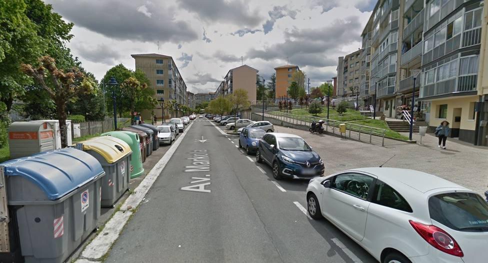 Avenida Markola (Rentería)