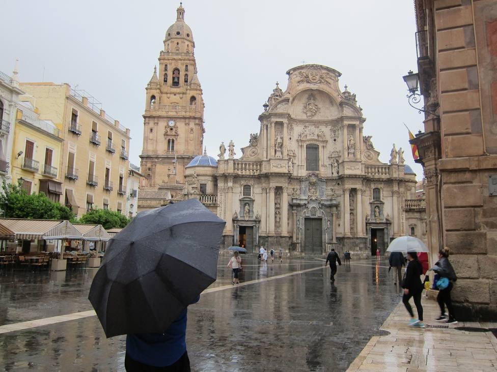 La DANA que azota el mediterráneo afectará a 21 provincias este sábado que estarán en riesgo amarillo por lluvias