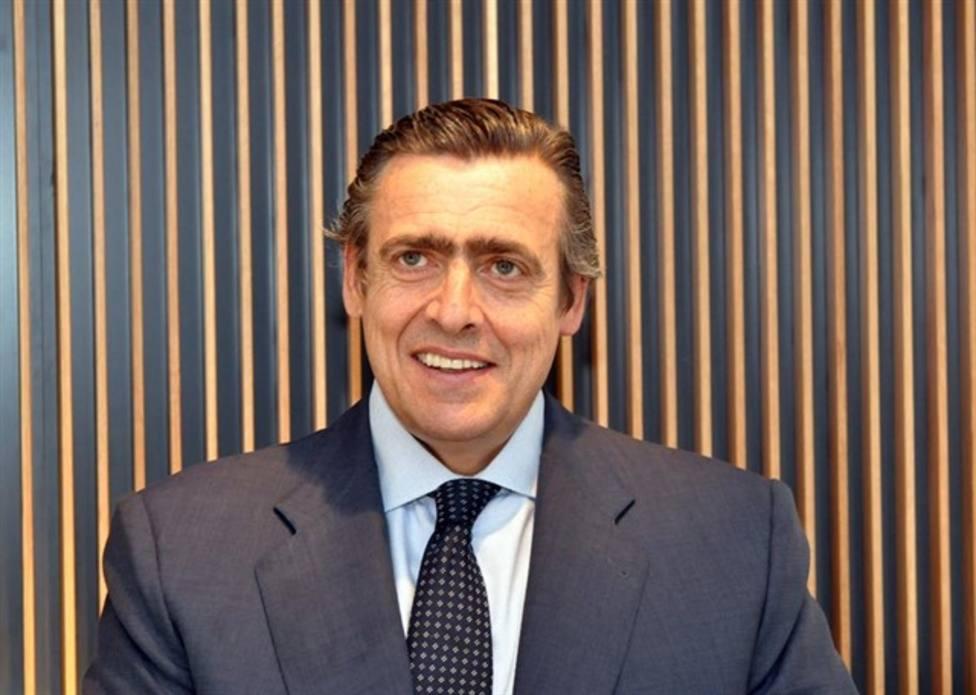 Germán López, presidente de Volvo, MadridVOLVO CARS