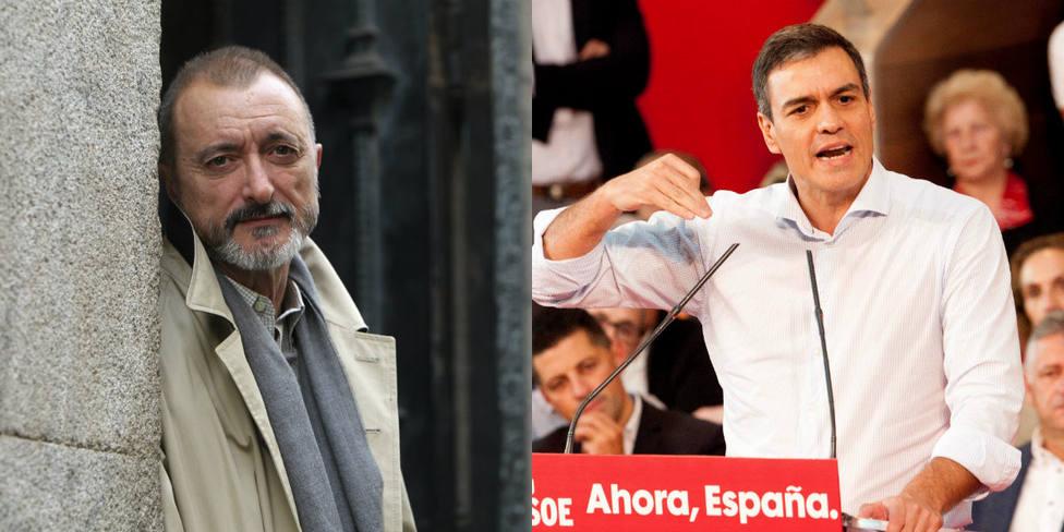 Arturo Pérez-Reverte disipa las dudas y deja claro lo que de verdad piensa de Pedro Sánchez