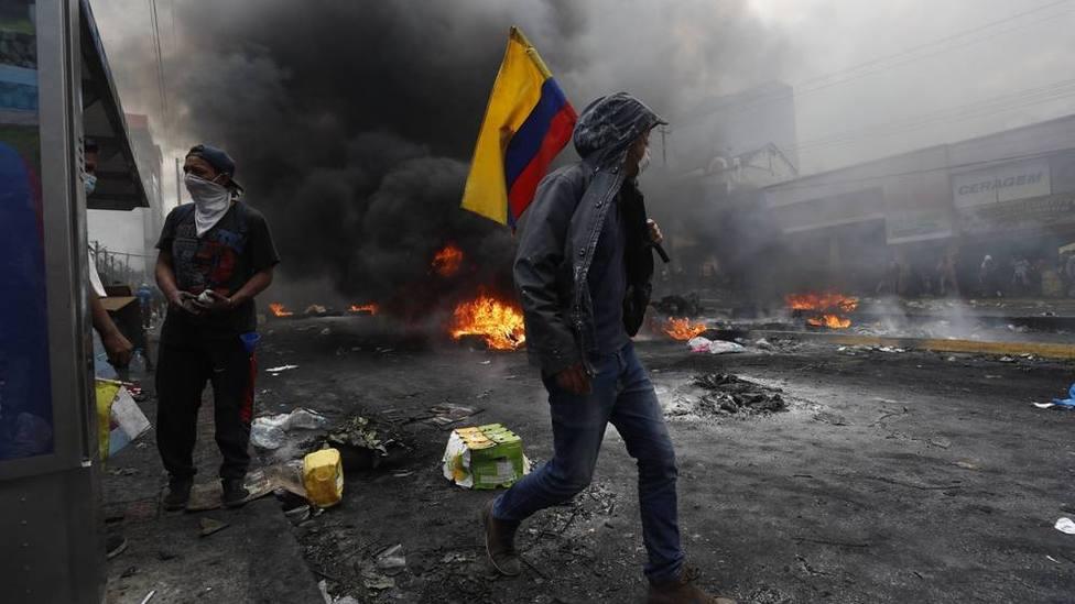 Las protestas en Ecuador dejan ya 6 muertos y 937 heridos