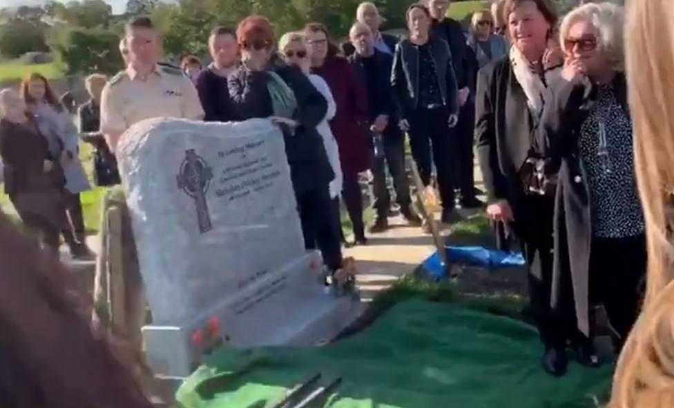 El surrealista homenaje a un hombre durante su entierro que ha provocado carcajadas