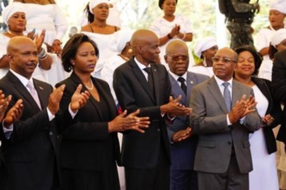 El presidente de Haití apela a replicar la solidaridad tras el terremoto para resolver la crisis actual